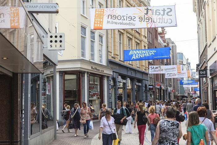 Binnenstad van Arnhem