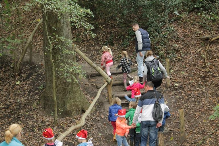 Kabouterroute, leuke wandelroute met kids