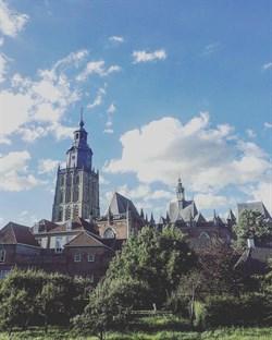 Zutphen, kerktoren