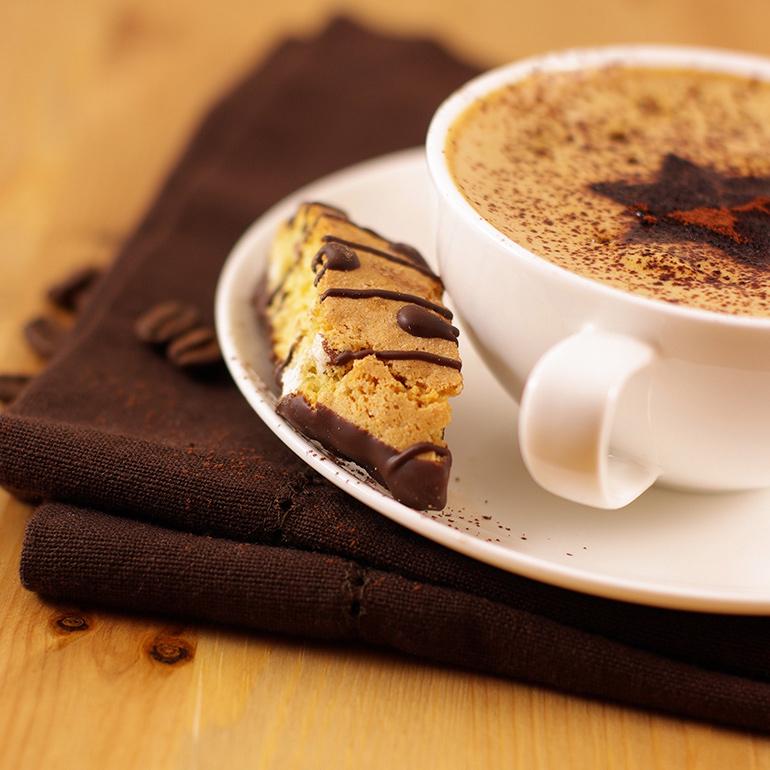 Koffie drinken in Arnhem
