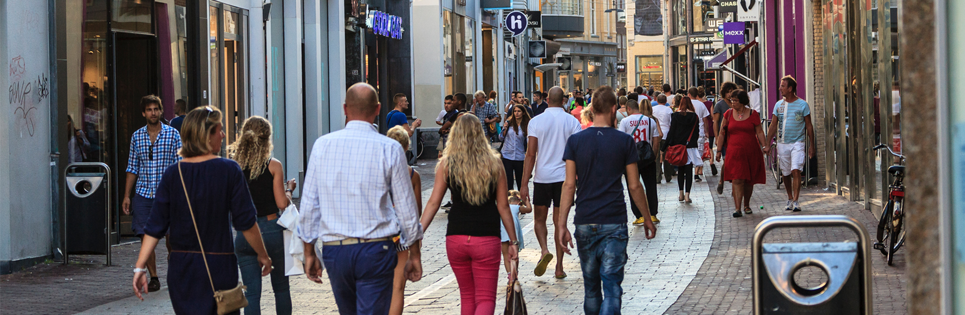 Winkelen In De Hotspot Van Arnhem De 7straatjes