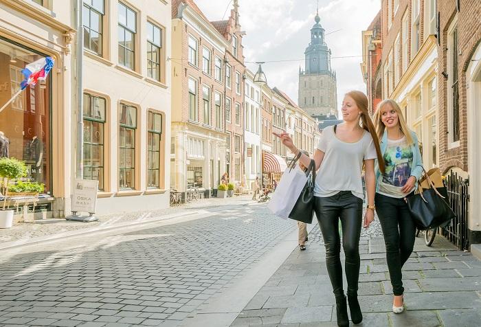 Winkelen in Zutphen