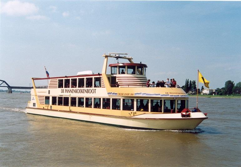 De Pannenkoekenboot Nijmegen